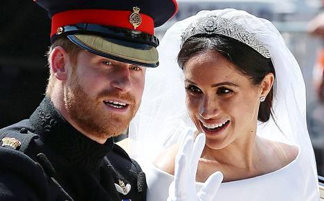 Harry ja Meghan vihittiin toukokuussa 2018. Harry kertoi puheessaan, että häiden jälkeen pariskunta oli innoissaan ja valmis palvelemaan kuningatarta.