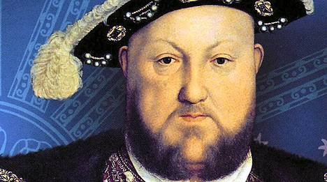 Oliko Henrik VIII psykopaatti? Ainakin tutkija luokittelisi hänet sellaiseksi.