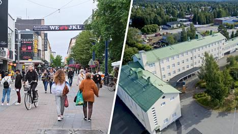 Jyväskylässä ja Kuhmossa saatiin koronaketjut katkaistua.