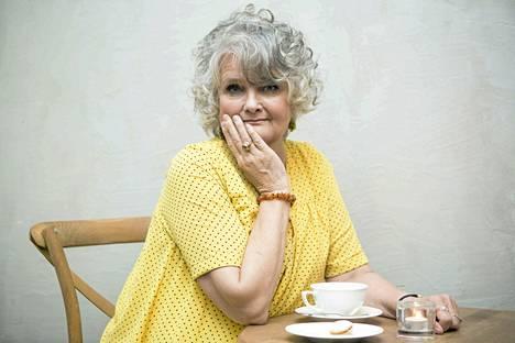 Kristiina Halkola täytti 70 vuotta keskiviikkona 3. kesäkuuta.