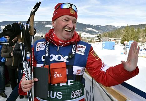 Saksalainen Markus Cramer on saanut kokea, millaista on olla päävalmentaja Venäjällä.