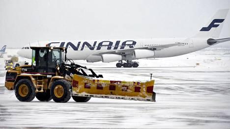 Sekä Helsinki-Vantaan lentokenttä että Finnair menestyivät hyvin kansainvälisessä mittauksessa.