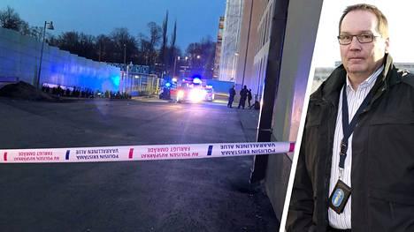 Rikostarkastaja Jari Koski sanoo, että ongelmaan puuttumiseksi katse pitää kääntää lastensuojeluun ja nuorten mielenterveystyöhön. –Siinä vaiheessa, kun poliisi on asiaa hoitava viranomainen, ollaan jo auttamattomasti myöhässä. Poliisi suoritti tutkimuksia Helsingin päärautatieasemalla maanantaina.