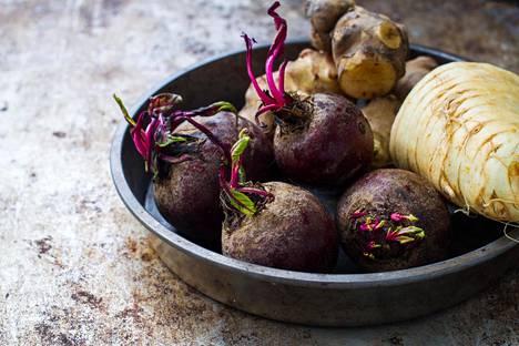 Kotimaiset juurekset ovat eettistä sesonkiruokaa parhaimmillaan.