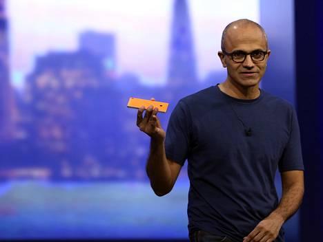 Satya Nadella vaikuttaa tulevan vuoden aikana eniten teknologiamaailman kehitykseen.
