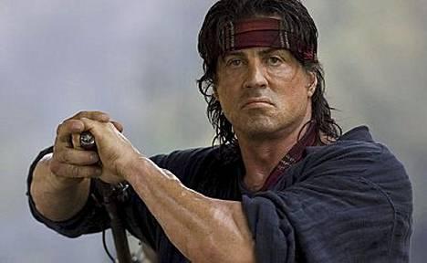Sylvester Stallone tukee McCainia.