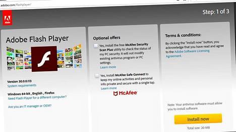 Flash Player -toisto-ohjelma on ollut tietoturvan murheenkryyni jo pitkään.