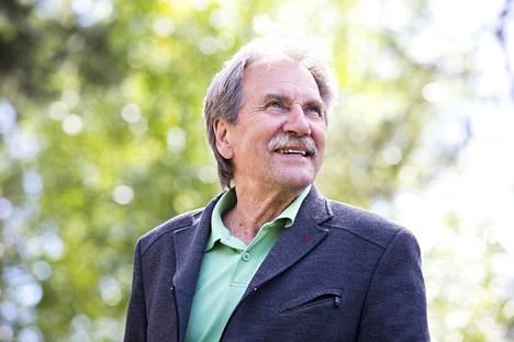 Erkki Liikanen juhlistaa 60 vuotta kestänyttä uraansa syksyllä.
