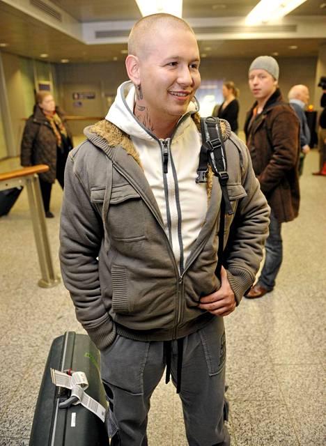 Tältä Petteri Avilia näytti vuonna 2008.