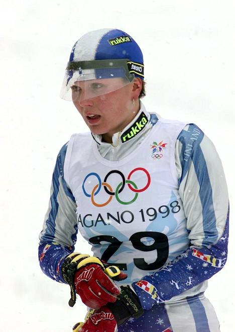 Vuoden 1998 Naganon talviolympiakisat olivat Kati Pulkkiselle valtava pettymys.