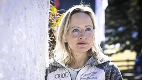 Riitta-Liisa Roponen hiihti erinomaisesti tiistaina MM-kisoissa.