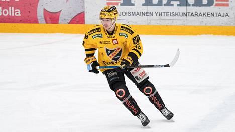 Alexandre Texier lähti Kuopiosta.