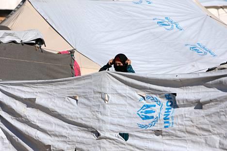 YK:n ja Pelastakaa lapset -järjestön mukaan väkivalta on lisääntynyt leirillä viime aikoina.