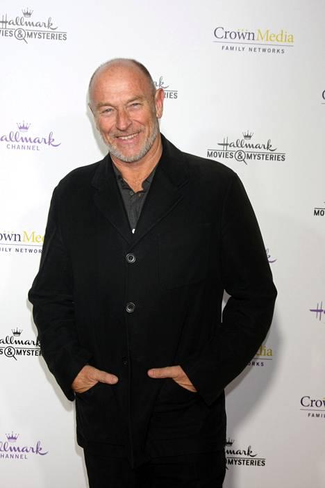 Näyttelijä Corbin Bernsen on 60-vuotias. Kuva tammikuulta 2015