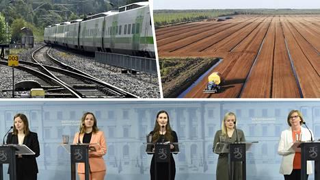 Vihreiden piirijohtajat toivovat syksylle konkreettisia ilmastotoimia. Piireissä ollaan tyytyväisiä hallituksen tapaan hoitaa koronakriisiä.