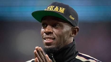 Usain Bolt on nopea eläkeläinen.
