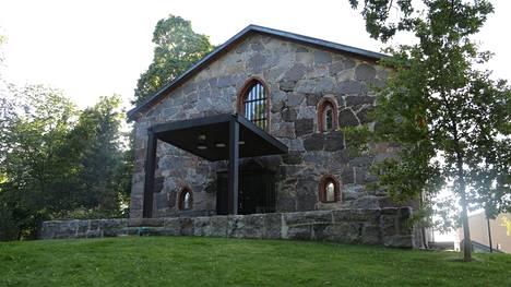 Epäilty henkirikos tapahtui Puotilan kappelin lähistöllä.