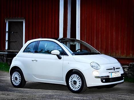 Fiat 500 on täällä taas!