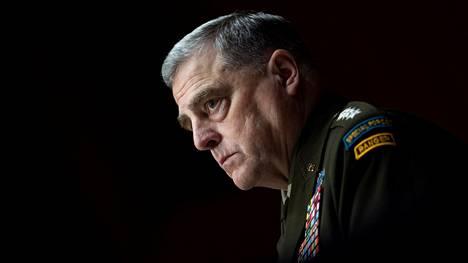 Kenraali Mark Milley on sotaveteraanin poika, joka päätyi asevoimien komentajaksi.