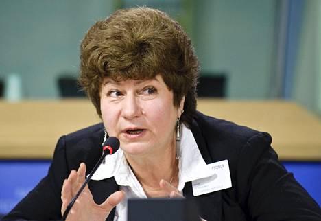 Karinna Moskalenko.