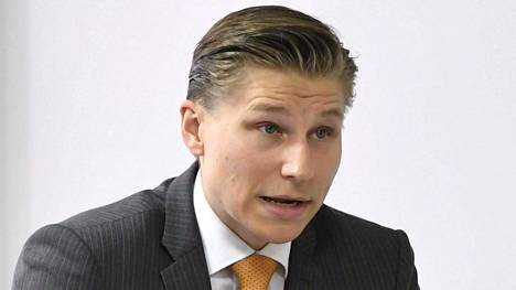Kokoomuksen Antti Häkkäsestä tulee oikeusministeri.