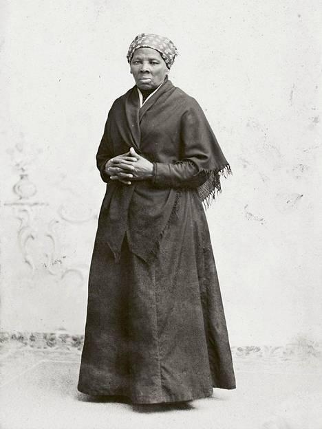 Harriet Tubman (s. n. 1822) oli entinen orja, joka karkasi omistajaltaan ja auttoi pakoon noin sata muuta orjaa. Hänestä tuli Yhdysvaltain sisällissodan sankari ja suffragetti.