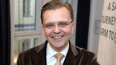 Jari Latvanen on nimitetty Stockmannin uudeksi toimitusjohtajaksi.
