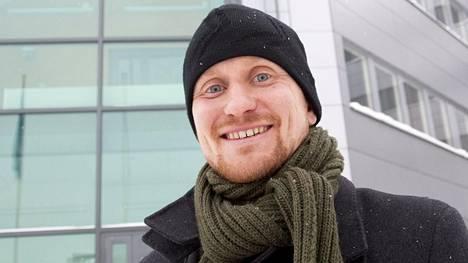 Olympiavoittaja Samppa Lajunen toimii nykyisin kiinteistöbisneksessä. Arkistokuva vuodelta 2010.