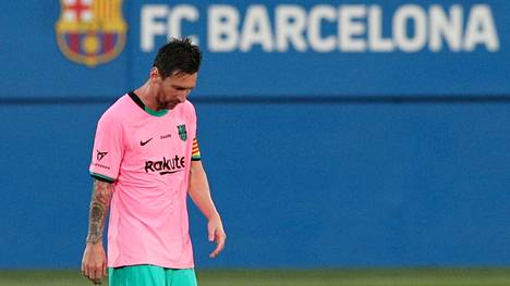 Lionel Messin ura FC Barcelonassa päättyi yllättäen tänä kesänä.