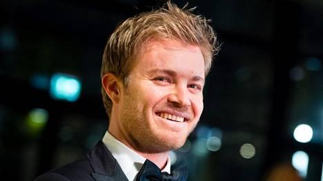 Nico Rosberg on Mersun mies myös jatkossa.