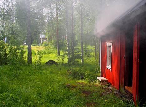 Suomalaiset arvostavat edelleen puulämmitteistä saunaa, vaikka myös sähkölämmitteiset ovat lisääntyneet.