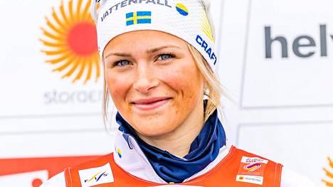 Frida Karlsson kellotti brutaalissa kuntotestissä hurjan ennätyksen.
