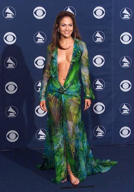 Jennifer Lopezin asu keräsi todella paljon huomiota.