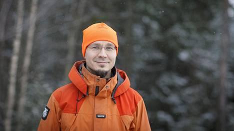 Markus Ojalle monisuhteisuus on tärkeä osa omaa identiteettiä.
