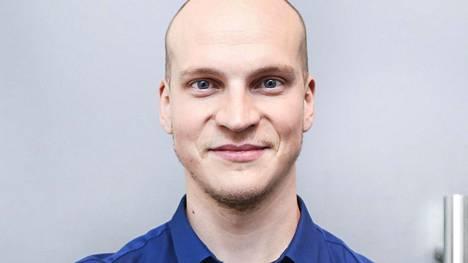 Riku Nieminen palasi Putous-kaartiin välivuoden jälkeen.