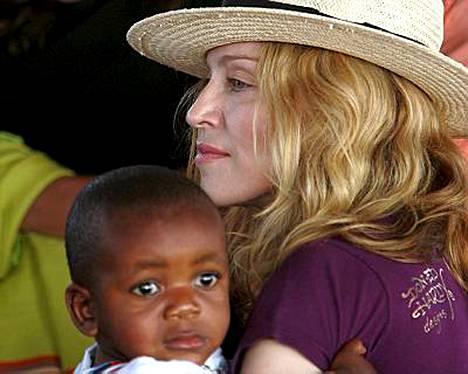 Poplaulaja Madonna arvioitiin maailman kolmanneksi vaikutusvaltaisimmaksi julkkikseksi.