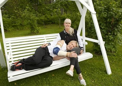 –Haluan sanoa, että Pia on parasta, mitä minulle on tapahtunut. Rakastan häntä yli kaiken, Matti Nykänen sanoo.