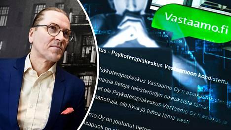 Mikko Hyppönen arvioi IS:lle Vastaamon tietomurtoon liittyviä seikkoja.