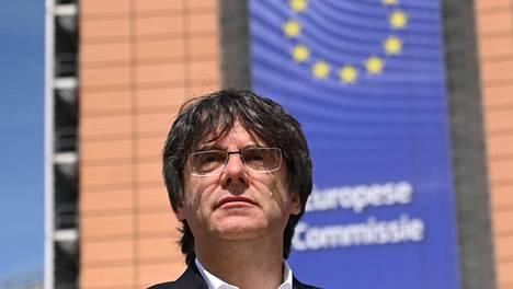 Carles Puigdemont arkistokuvassa.