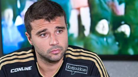 SJK oli Alexei Eremenko juniorin viimeisiä pysäkkejä pelaajana.
