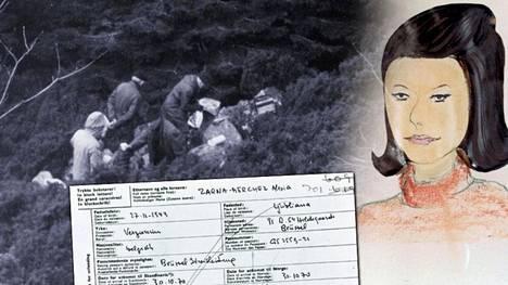 Ulriken-vuoren juurelta löytyi naisen ruumis. 46 vuotta löytymisen jälkeen tapaus on yhä mysteeri.