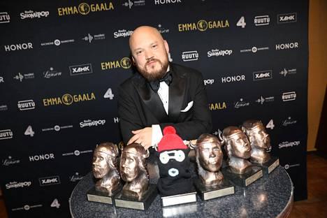Pyhimys nappasi viime vuoden Emma-gaalassa peräti kuusi palkintoa.