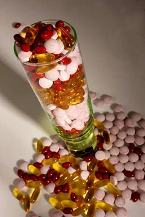 Lidl Vitamiinit