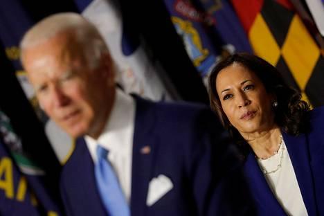 Mikäli Biden voittaa marraskuun presidentinvaalit, Harrisilla on hänen varapresidenttinään erinomaiset asemat pyrkiä tämän seuraajaksi.