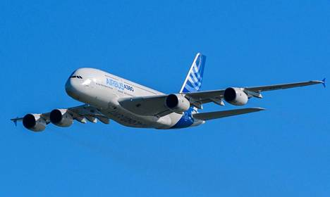 Airbusin A380-koneille ei ole sattunut kuolemaan johtaneita onnettomuuksia.