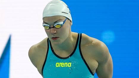 Jallow ja Laukkanen uivat välieriin MM-altaassa, sekajoukkue taas viestifinaaliin