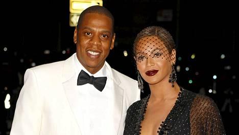 Jay-Z;n ja Beyoncén gaalailta päättyi ikävästi.