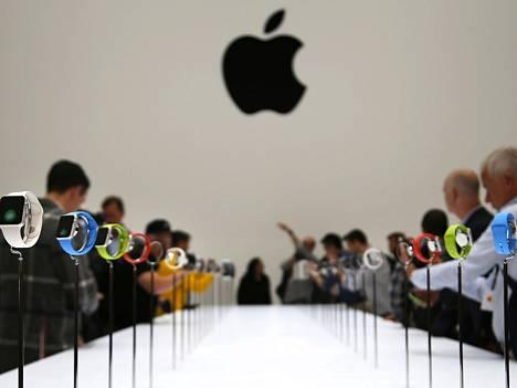 Terveyttä mittaavista HealthKit-sovelluksista odotetaan pontta myös tulevalle Apple Watch -kellolle.