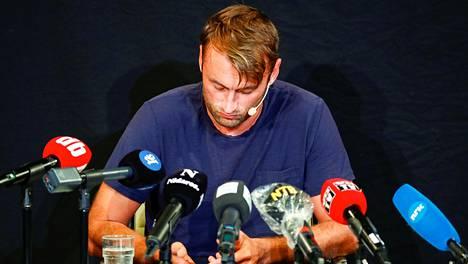 Petter Northugilla on aikaa miettiä toilailujaan vankilassa – hän sai seitsemän kuukauden ehdottoman vankeusrangaistuksen.