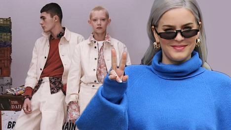 Brittiartisti Anne-Marie puki Suomi-muotia musiikkivideolleen.